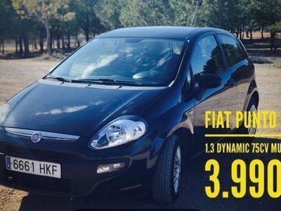 usado Fiat Punto Evo 1.3Multijet 75Cv Dynamic 2012