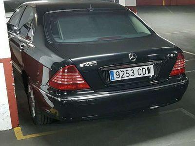 usado Mercedes S400 CDI Largo