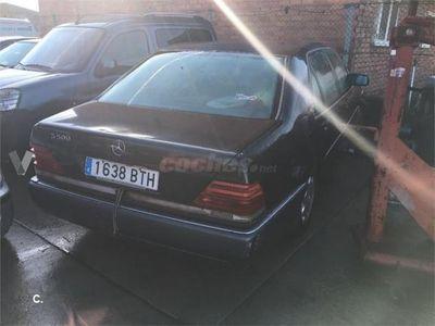 usado Mercedes 300 500 Sel 4p. -91