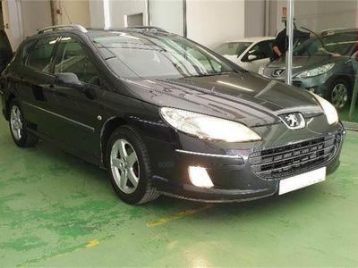 brugt Peugeot 407 SW Premium HDI 136