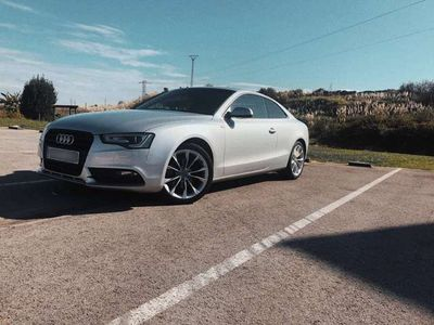 usado Audi A5 Coupé 3.0TDI Multitronic 204