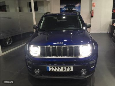 brugt Jeep Renegade 1.0G 88kW Limited 4x2