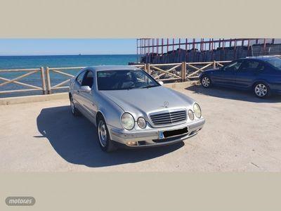 usado Mercedes CLK230 ClaseKOMPRESSOR