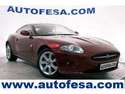 usado Jaguar XK Coupe 4.2L V8 Auto 298cv 3p #NAVI,BIXENON,CUERO