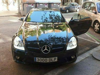 usado Mercedes SLK350 Clase