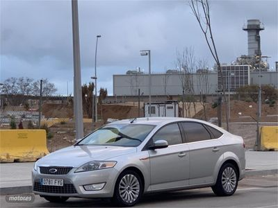 brugt Ford Mondeo 2.0 TDCi 140 Ghia