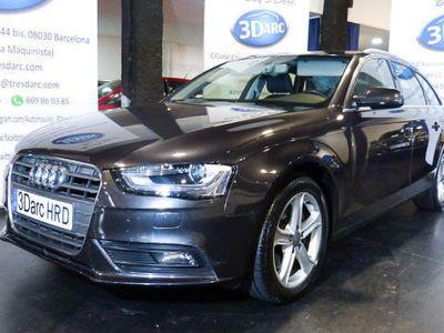 usado Audi A4 Avant 3.0TDI 204cv👌NACIONAL/REVISIONES AL DIA#