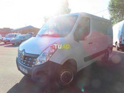 usado Renault Master Furgon VU 4p 3G T L1H1 2800 dCi 110 Euro 6 IVA DEDUCIBLE PARA EMPRESAS