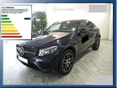 usado Mercedes GLC250 Coupé dAut. 4Matic AMG, Cam 360º, Techo,LED, NAV,