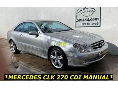 usado Mercedes CLK270 Cdi '04