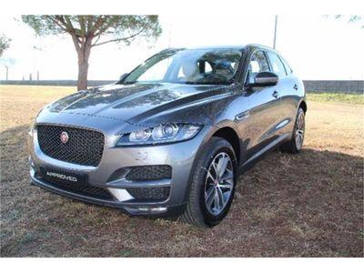 gebraucht Jaguar F-Pace 2.0L i4D AWD Automatico Prestige