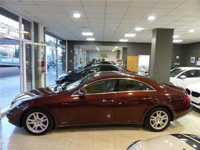 usado Mercedes CLS320 CDI Aut 224 Cv -NACIONAL-