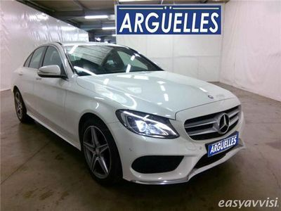 usado Mercedes 170 clase c d amg linediesel