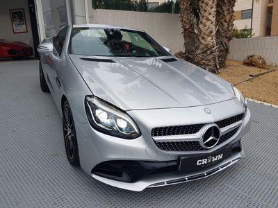 usado Mercedes 250 SLCDIESEL. AMG.