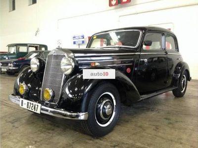 usado Mercedes 170 Otrosnacional 1953 perfecto