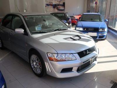 used Mitsubishi Lancer EVO VII