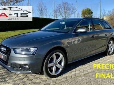 usado Audi A4 Avant 2.0 TDI clean die 150cv S line ed