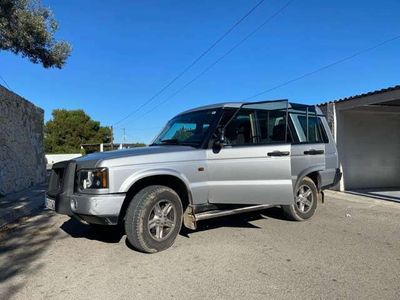 usado Land Rover Discovery 2.5 Td5 HSE
