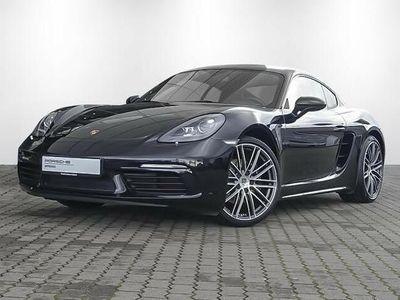 usado Porsche 718 CaymanTurbo