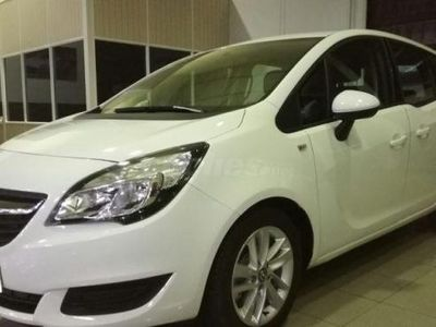 usado Opel Meriva 1.7 Cdti Excellence Auto 5p. -14