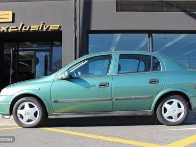 brugt Opel Astra 1.8 16V ELEGANCE