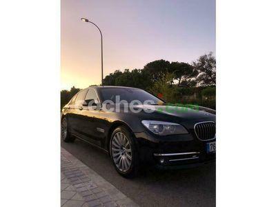usado BMW 750 Serie 7 ia 450 cv en Madrid