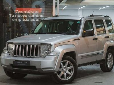 usado Jeep Cherokee 2.8 CRD Limited Auto