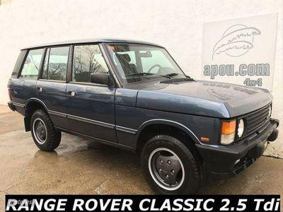 usado Land Rover Range Rover Classic 2.5 TD Vogue Classic Vogue