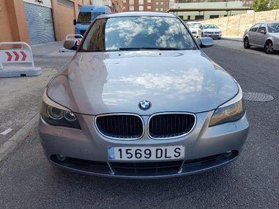 brugt BMW 525 Serie 5 E60 Diesel