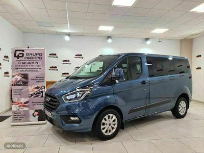 usado Ford Tourneo 2.0 EcoBlue 96kW 130CV L1 Trend