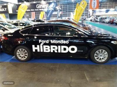 usado Ford Mondeo 2.0 Hibrido 137kW 187CV Titanium HEV