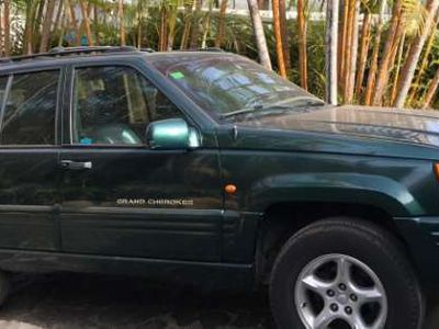 gebraucht Jeep Grand Cherokee 5.2 Limited V8 Aut.