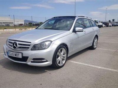 usado Mercedes C220 Estate CDI BE Avantgarde CAMBIO AUTOMATICO ,TECHO