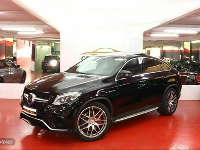 usado Mercedes GLE63 AMG GLE Coupé AMGS 4MATIC