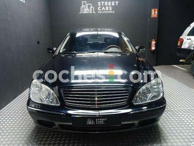 usado Mercedes S500 Clase SLargo 306 cv en Salamanca