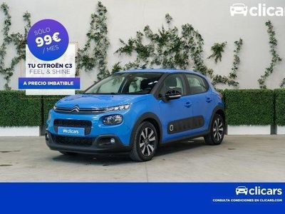 usado Citroën C3 BlueHDi 55KW (75CV) S&S FEEL