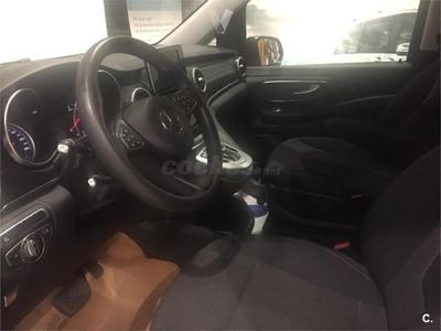 usado Mercedes V220 ClaseCdi Avantgarde Largo 5p. -16