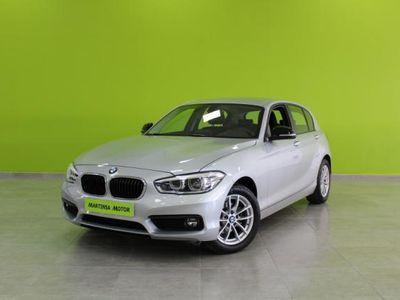 usado BMW 116 Serie 1 1.5 D 116cv - G.P.S FAROS FULL LED