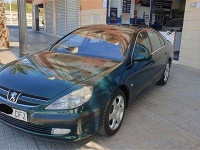 usado Peugeot 607 2.2i