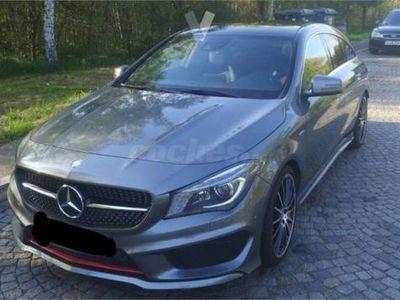 usado Mercedes CLA250 Shooting Brake Clase Cla Sport 4matic 5p. -16