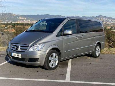 usado Mercedes Viano 2.2CDI Trend Largo 4M Aut.
