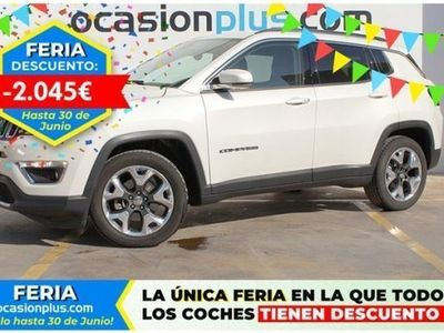brugt Jeep Compass 1.4 Multiair Limited 4x2 (140 CV)