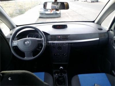 gebraucht Opel Meriva Cosmo 1.6 Se 5p. -04