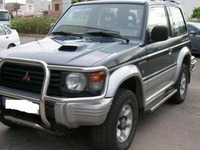 usado Mitsubishi Montero Corto 2.8 Tdi GLS