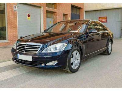 usado Mercedes S500 Clase SAut. 388 cv en Granada