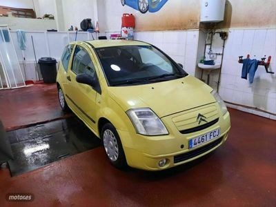 usado Citroën C2 1.4 HDI Furio