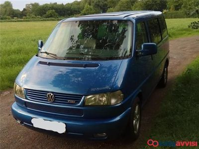 usado VW T4 atlantis distribución nueva diesel