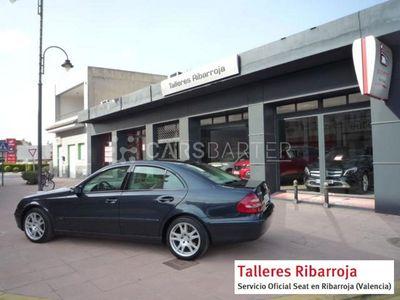 usado Mercedes E220 E220 CDI Aut. 4p
