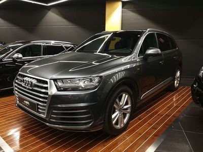 usado Audi SQ7 Q74.0 TDI quattro tiptronic