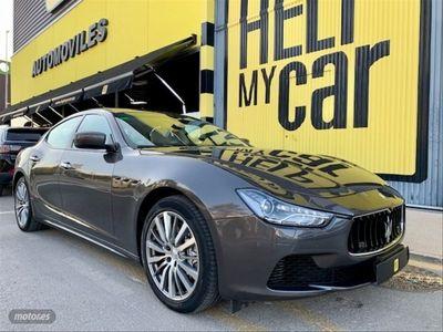 usado Maserati Ghibli S 3.0 V6 BT 410cv RWD